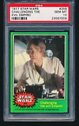 1977 Star Wars And039challenging The Evil Empireand039 259 Psa 10 - Tough Low Pop 1/6