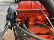 Rare Crosley Automobile R209900 Engine And 3 Speed Transmission
