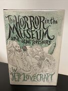 The Horror In The Museum By H .p. Lovecraft, 1970, First Printing, Arkham House