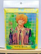 Denji Chainsaw Man Tower Records Wooden Multi Stand Official Japan Comic Figure