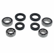1987 1988 1989 1990 Fits Suzuki Lt500r 500 Front Wheel Bearings And Seals X2