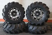 Outlander 500 25 Mud 589 Atv Tire And Hd3 M Wheel Kit Made In Usa Can1ca