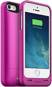 Mophie Juice Pack Helium Battery Case For Apple Iphone 5 / Iphone 5s - Dark Pink