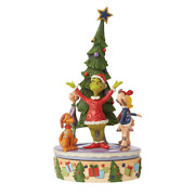 Jim Shore Rotator Tree With Characters 6008885 2021 New Dr. Seuss