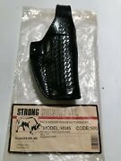 Strong Leather Piece Keeper Holster For Sig 220 Rh