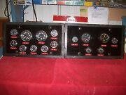 Vintage 1960and039s 1970and039s Vdo Gauge Salesman Speed Shop Counter Display Man Cave