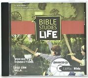 Bible Studies For Lifelifeway Kids Enhanced Cd 1st And Second Grade 2014 Sealed