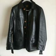 Lost Worlds Horsehide Leather Jacket 36 Used From Japan
