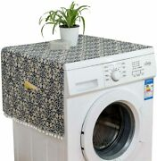 Washer And Dryer Top Covers Fridge Dust Cover Washing Machine Top Cover