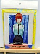 Makima Chainsaw Man Tower Records Wooden Multi Stand Official Japan Comic Figure