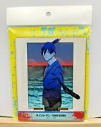 Aki Hayakawa Chainsaw Man Tower Records Wooden Multi Stand Official Japan Comic