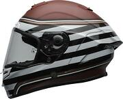 Bell Race Star Flex Dlx Rsd The Zone Red Motorcycle Helmet All Sizes