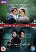Death Comes To Pemberley / Pride And Prejudice Dvd [uk] New Dvd