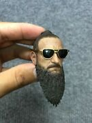 1/6 Hot Toys Mms211 Iron Man The Mandarin Head Sculpt Glasses For Action Figure
