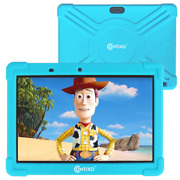 Contixo 10 Inch Kids Tablet 2gb Ram 16gb Android 10 For Toddlers Children K101