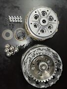 2012-2016 Kawasaki Zx14r Clutch Assembly Hub Basket Plates And Springs
