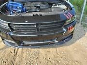 Front Bumper With Recessed Hood Line In Upper Cover Fits 15-18 Charger 4091486