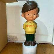 Sony Boy Soft Vinyl Doll Approximately 8 1950s Rare Free Shipping From Japan
