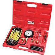 Sur And R Deluxe Fuel Injection Pressure Tester Kit With 9' Long Hose Fpt22