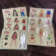 Sailor Moon Each Sticker Set Of Goods At That Time List No.sm582