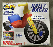 Original 16 Inch Big Wheel Rally Racer With Spinout Hand Break