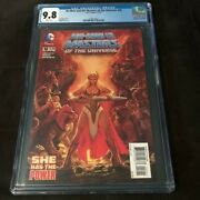 Dc Comics He Man And The Masters Of The Universe 18 Cgc 9.8 First Modern She-ra