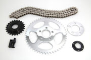 2006-2017 Xl Sportster Rear Chain Drive Kit 23t Front And 48t Rear Sprockets