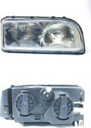 Premium Headlight Assembly Right uro Parts 9159413 Fits 93-97 Volvo 850