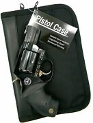Pistol Storage/carry Case With Holster For Compact Autos And Revolvers - Choose