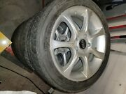 Wheel And Tire Package Asa Rims And Michelin Tires