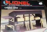 Vintage Lionel 6-12705 Lumber Shed Building Kit - New Old Stock From 1990's