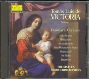 Victoria - Devotion To Our Lady / Missa Salve - Harry Christophers / The Sixteen