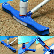 2021 Swimming Pool Suction Vacuum Head Brush Cleaner Above Ground Cleaning Tool