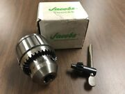 Jacobs Drill Chuck 18n 4 Jacobs Taper 1/8-3/4 Capacity