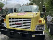 2009 Gmc C8500 Hood See Pics Good Shape Takeout Chevy