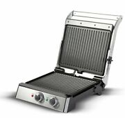 Havells Toastino 4 Slice Grill And Bbq With Timer 2000w Sandwich Toaster Black
