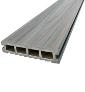 Complete Composite Grizdale Diy Decking Kit - All Components Included