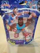 Space Jam Heroes Of Goo Jit Zu A New Legacy - 5 Inch Stretchy Goo Filled Action…