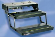 Kwikee 903209025 Rv Trailer Camper Double Step W/motor And Control Unit 24 W