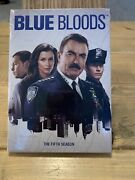 Blue Bloods The Fifth Season [new Dvd] Boxed Set, Ac-3/dolby Digital, Widescr