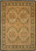 Contemporary Oriental Carpet 8and03910 X 12and0395 Modern Area Rug In Copper