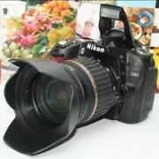 Nikon Spare Battery D90 Ultra Wide Angle Lens Set Lens From Japan