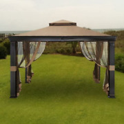 Replacement Canopy Top Cover For Tivering Gazebo Model L-gz025pco7a Will Only Fi