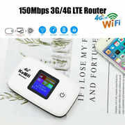 150mbps 3g/4g Lte Router Unlocked Sim Card Tdd/fdd With Tf Card Slot Quality Kit
