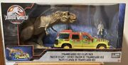 Jurassic World Legacy Collection Tyrannosaurus Rex Escape Pack Target In Hand