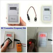 Frequency Detector Tester Counter For Car Key Remote Control Fix Rf 250-450mhz