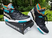 Converse Cons Erx 260 Mid Black/teal Animal Pack Don C 163784c Mens Size 12