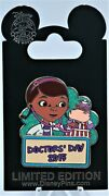 Disneyland Very Special Doctors' Day 2015 Doc Mcstuffins Le Pin 108548 Very Rare