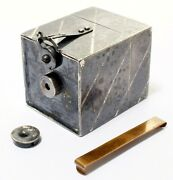 Alfred C. Kemper Kombi Camera And Graphoscope - C1893 - A Good Clean Example.