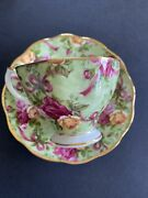 Royal Albert Old Country Roses Chintz Collection Cup And Saucer, England